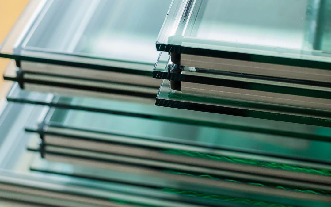 Os diferentes tipos de vidro para sua construção