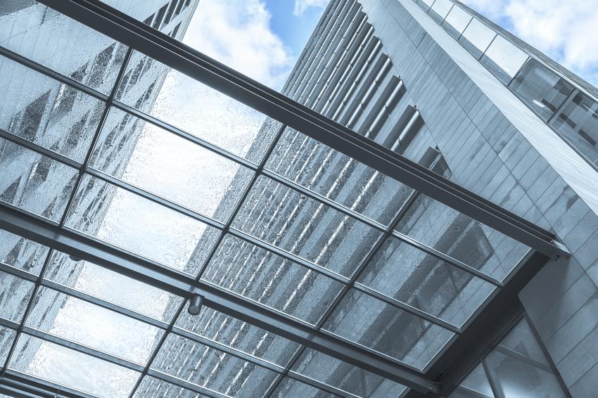 O uso do alumínio na construção civil cresce a cada ano